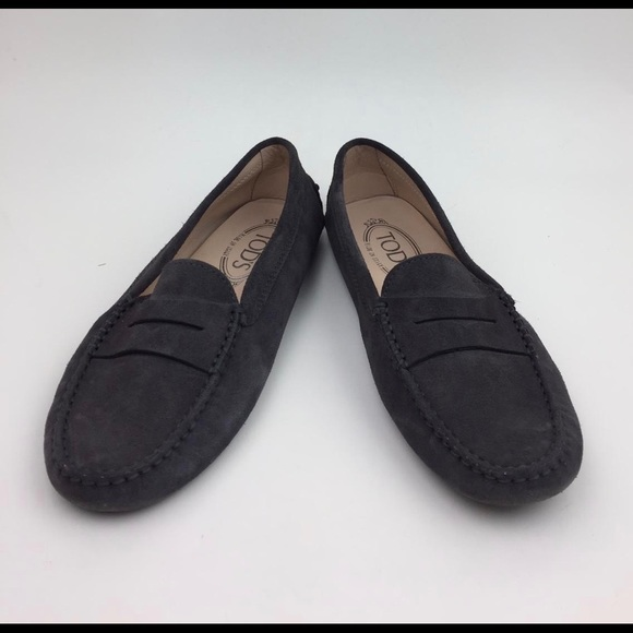 TOD'S Gommini' Driving Moccasin sz 6